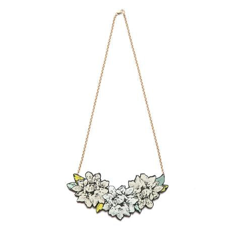 Blossom Posy Statement Necklace