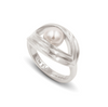 pearl womens ring
