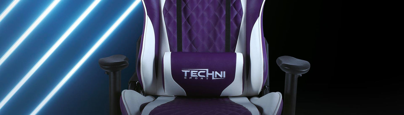 GG series TechniSport Gaming Chairs Collection