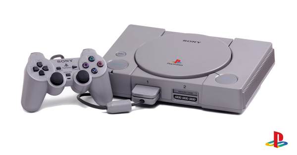 Sony Playstation Gaming Console