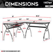 Techni Sport Gaming Desk - Luxor