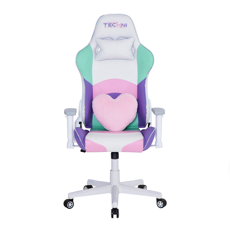 Tremendous Ts42 Kawaii Colors Gaming Chair Techni Sport Evergreenethics Interior Chair Design Evergreenethicsorg