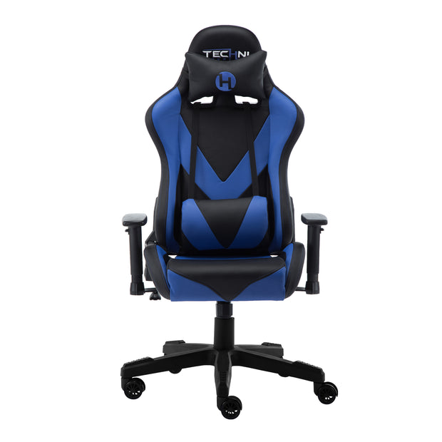 TS 92 Blue Gaming Chair