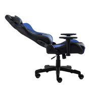 Reclined TS 92 Blue Gaming Chair