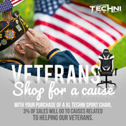 Shop TechniSport for a great cause - support veterans