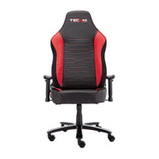 TECHNISPORT Gaming Chair XXL Red And Black