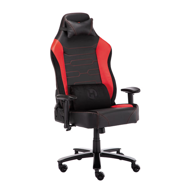 Red and black TechniSport ExtraLarge Gaming Chair
