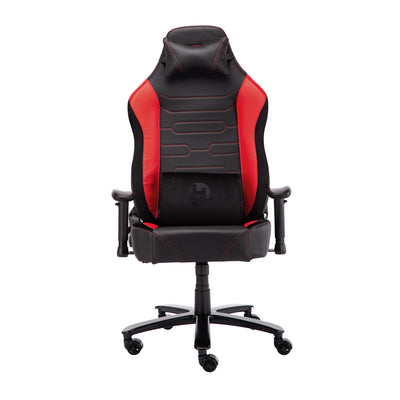 XXL Gaming Chair in red and black by TechniSport