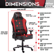 Dimensions and sizing of TS XXL