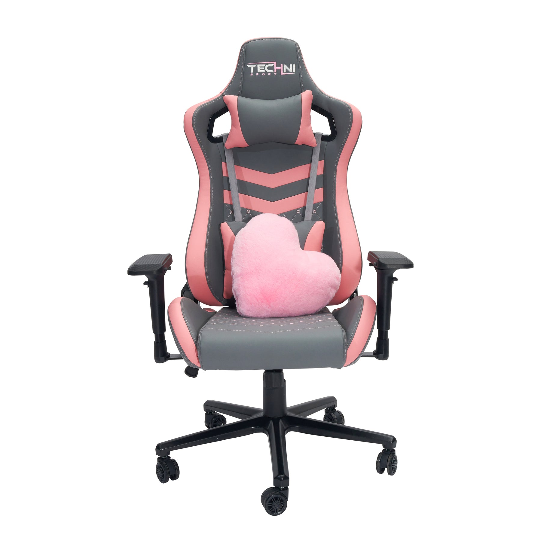 Gaming Chairs Techni Sport Ts83 Pink Esports Chair