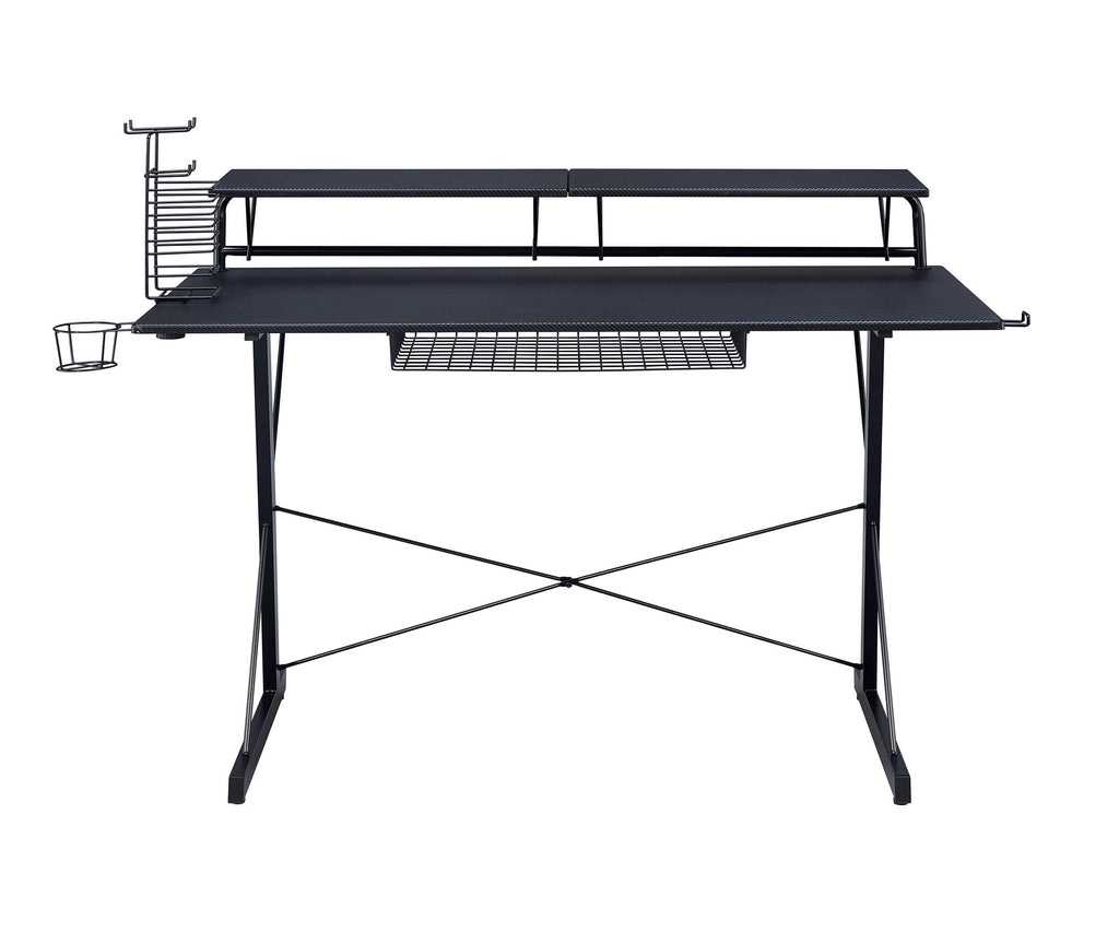 Amazing Gaming Desk Techni Sport Carbon Gmtry Best Dining Table And Chair Ideas Images Gmtryco