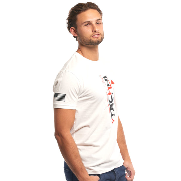 Techni GRAPHIX Male T-Shirt