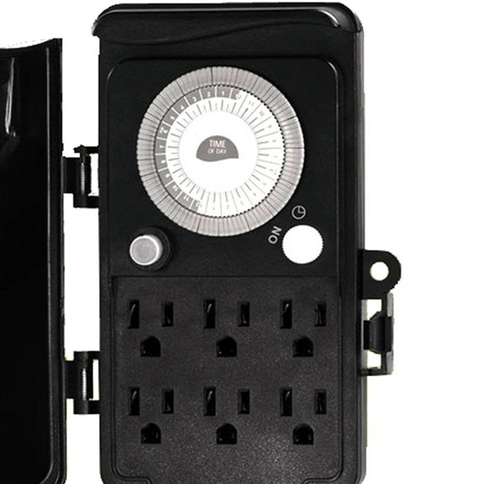 Outdoor Hidden Camera Power Strip