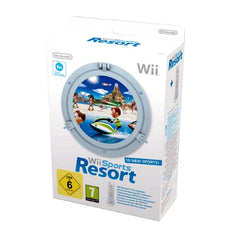 Wii Sports Resort + Wii Remote Plus Nintendo 2129366 (2 pcs) White