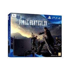 Play Station 4 Slim + Final Fantasy XV Sony 9811664 1 TB (2 pcs)
