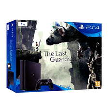 Play Station 4 Slim + Last Guardian Sony 9879558 1 TB (2 pcs)