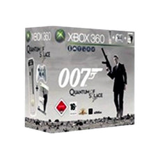 Xbox 360 + James Bond: Quantum of Solace Microsoft 52T-00256 20 GB (2 pcs)