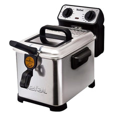 Deep-fat Fryer Tefal TFR4047 Filtra Pro Inox & Design 3 L 2300W