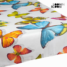 Butterfly placemat by Loom In Bloom