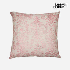 Cushion Pink (60 x 60 cm) - Cities Collection by Loom In Bloom