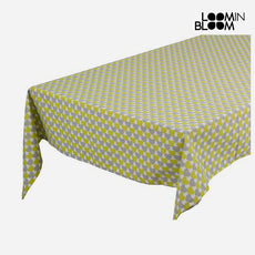 Tablecloth Love Pistachio - Little Gala Collection by Loom In Bloom