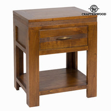 Bedside table - King Collection by Craftenwood