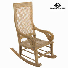 Rocking chair by Craftenwood