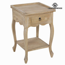 Night table 1 drawer - Pure Life Collection by Craftenwood