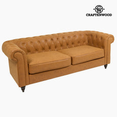 3 seater sofa chester by Craftenwood