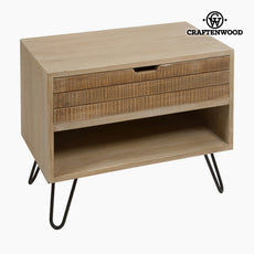 Nightstand Wood (70 x 40 x 60 cm) - Be Yourself Collection by Craftenwood