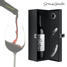 Summum Sommelier Wine Gift Set with Accessories (4 pieces)