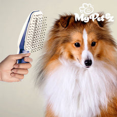 My Pet Groom Ionic Pet Brush