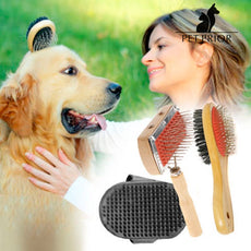 Dog Brushes (3 pieces)