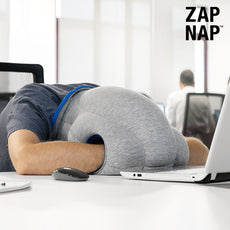 Zap Nap Alien Pillow Travel Pillow