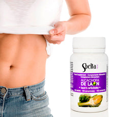 Sbelta Plus Laon Artichoke Food Supplement (100 tablets)