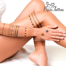 Bijou Tattou Temporary Tattoos