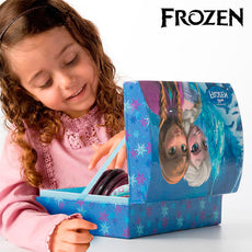 Frozen XL Jewellery Box with Mirror