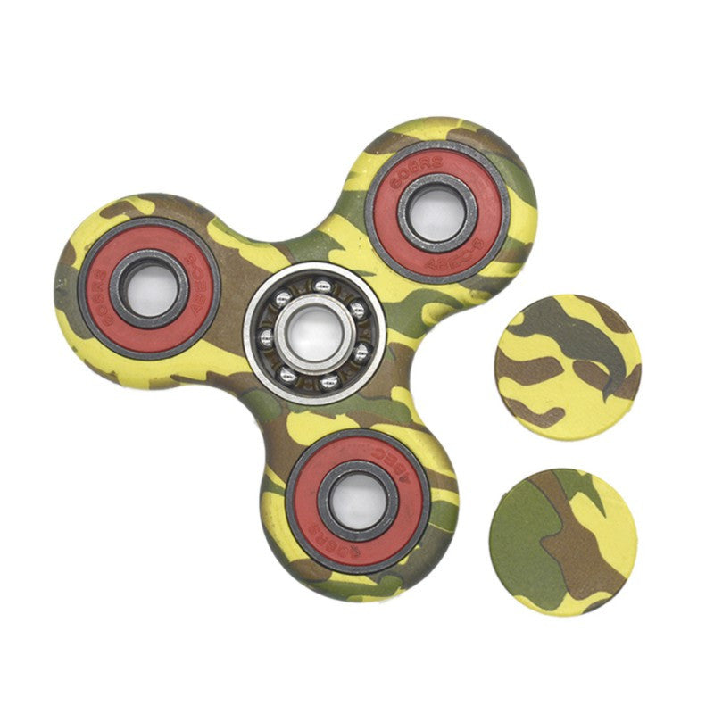 Camouflage Fidget Spinners