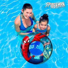 Spiderman Inflatable Rubber Ring