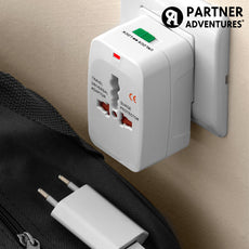 Partner Adventures Travel Universal Adaptor