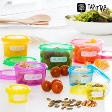 Tap It Tap Nutritional Balance Containers (7 pieces)