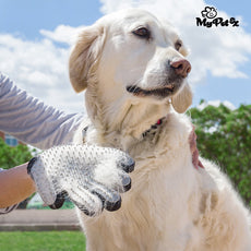 My Pet Petter Dog Brush Glove