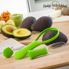 All in One Avocadore Avocado Cutter and Peeler