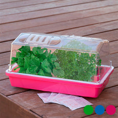 Mini Greenhouse for Seedbeds