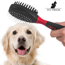 Pet Prior Double Sided Pet Brush