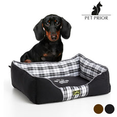 Luxe Pet Prior Dog Bed (65 x 50 cm)