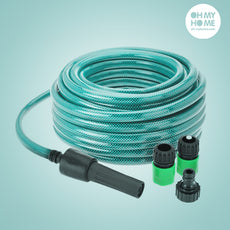 Oh My Home Watering Hose with Sprinkler (20 m)