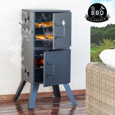 BBQ Classics Vertical Charcoal Barbecue Smoker