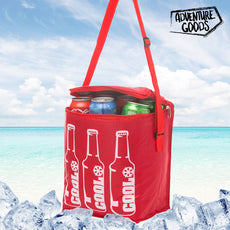 Adventure Goods Cool Cooler Bag (6 L)
