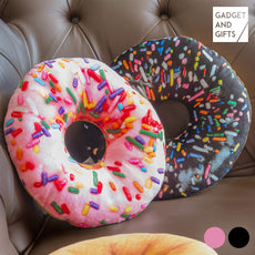 Gadget and Gifts Donut Cushion